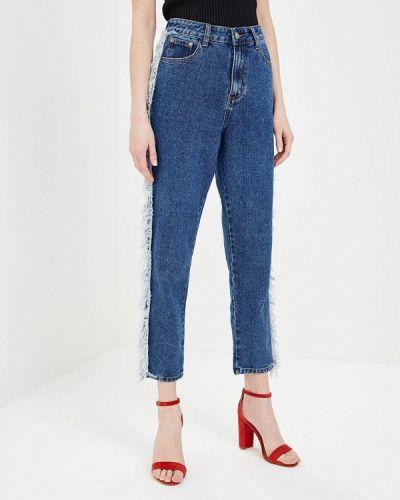 Синие джинсы Glamorous