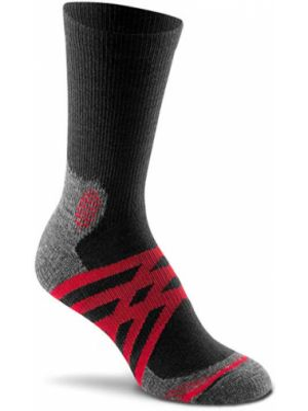 Спортивные носки - черные Foxriver
