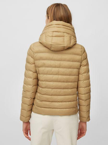 Стеганая куртка - бежевая Marc O'polo