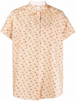 Хлопковая рубашка Paul Smith