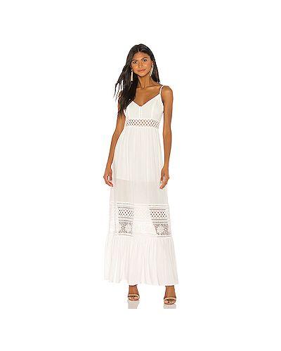 Платье с вышивкой на бретелях Bb Dakota