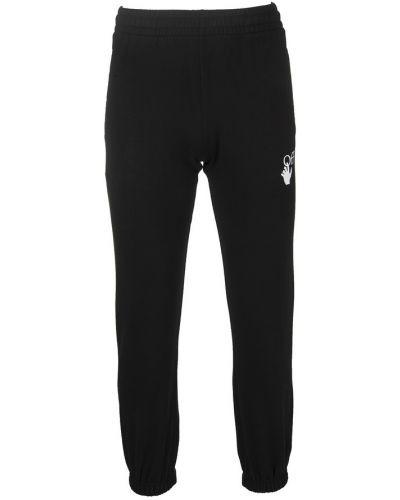 Czarne joggery Off-white