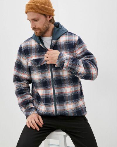 Синяя демисезонная куртка Merrell