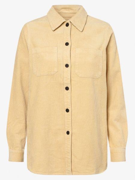 Bluzka - beżowa Minimum