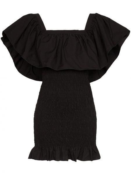 Платье мини в полоску пляжное Solid & Striped