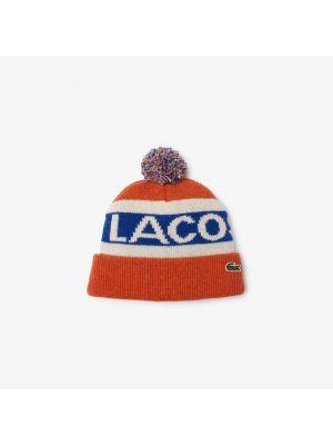 Шерстяные перчатки Lacoste
