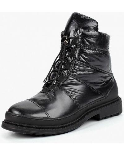 Черные ботинки осенние Grand Style