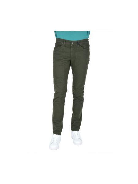 Zielone spodnie Jeckerson
