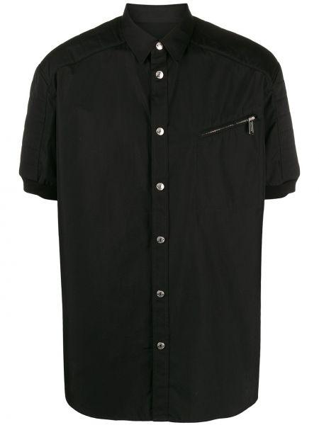 Koszula krótkie z krótkim rękawem klasyczna z kołnierzem Dsquared2