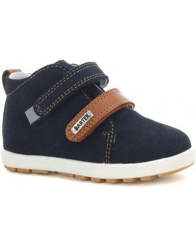 Коричневые туфли Bartek
