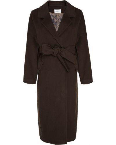 Пальто пальто-халат шерстяное I Am  Studio