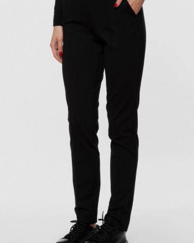 Черные зауженные брюки Arber