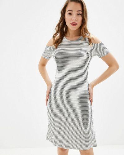 Платье - белое Alcott