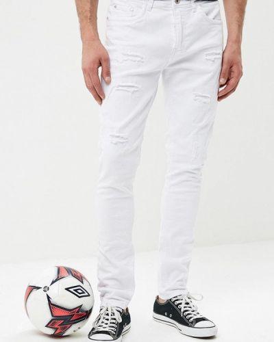 Белые джинсы Terance Kole