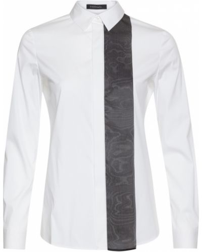 Блузка из органзы белая Vassa&co