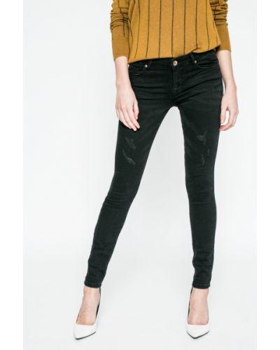 Черные джинсы-скинни Review