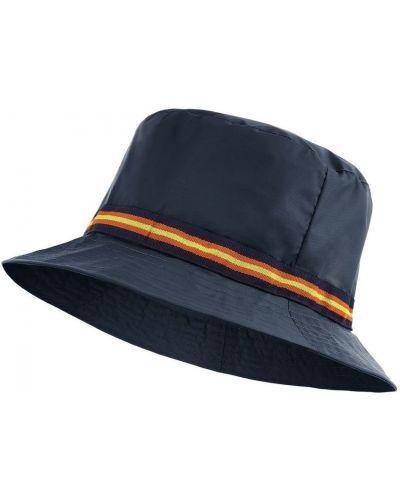 Niebieski kapelusz K-way