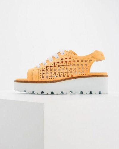 Босоножки на каблуке Nando Muzi