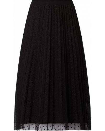 Czarna spódnica midi rozkloszowana tiulowa Jake*s Collection