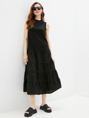Черное платье осеннее Ted Baker London