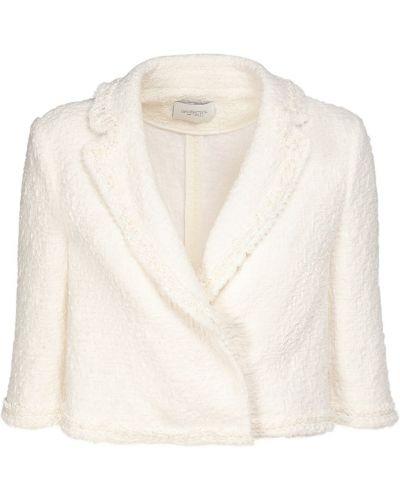 Бежевая куртка с подкладкой Giambattista Valli