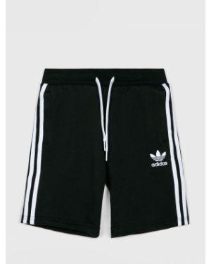 Черные шорты Adidas Originals