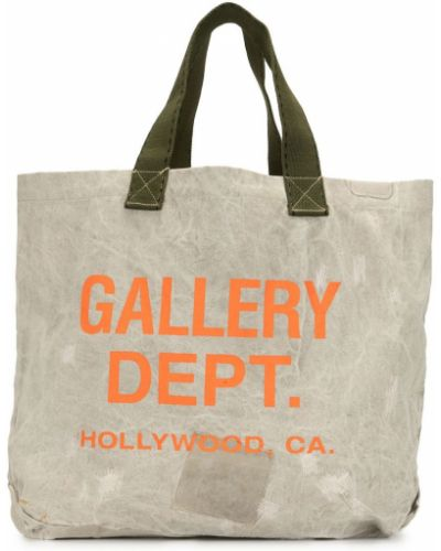 Bawełna bawełna torba na ramię prostokątny Gallery Dept.