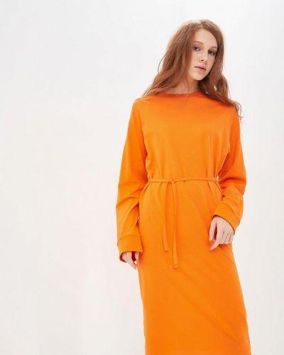 Платье прямое осеннее Cheap Monday