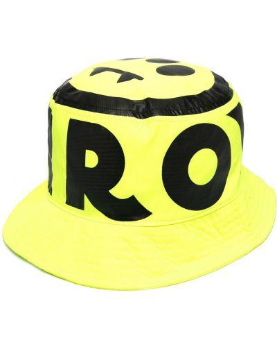Зеленая шапка узкого кроя Barrow