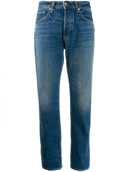 Прямые джинсы укороченные mom Rag & Bone/jean