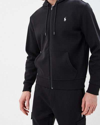 Черная толстовка Polo Ralph Lauren