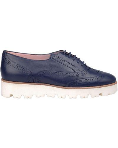 Синие броги Pretty Loafers