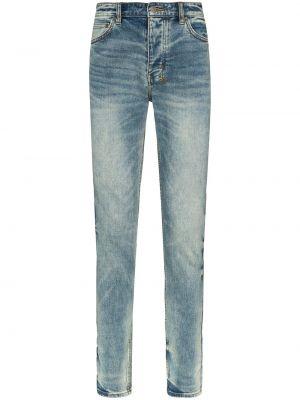 Прямые джинсы классические - синие Ksubi