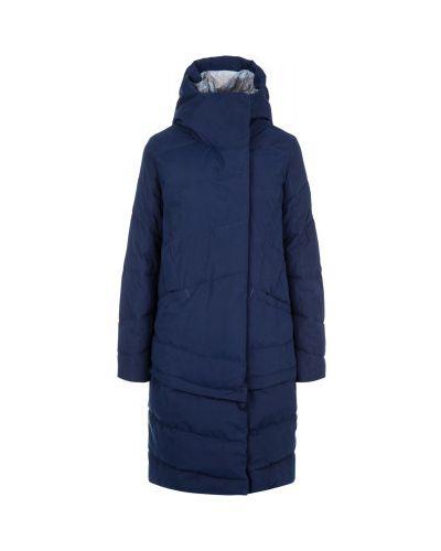 Утепленная куртка с капюшоном длинная Merrell