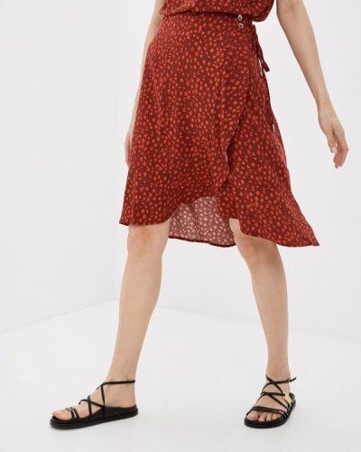 Красная юбка Luhta