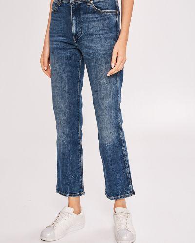 Прямые джинсы на пуговицах с карманами Wrangler