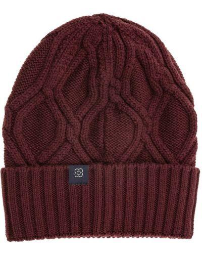 Fioletowa czapka Lardini