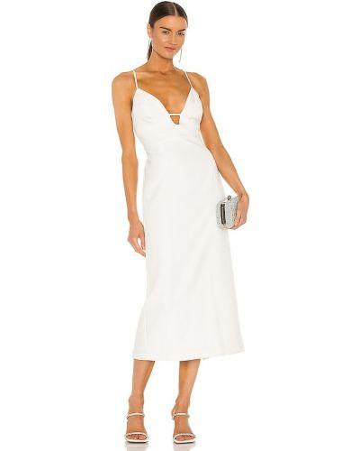 Платье на бретелях Bardot