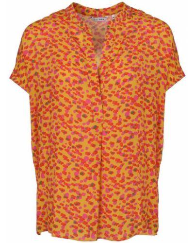 Pomarańczowa bluzka Caliban