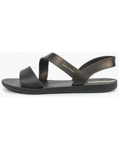 Спортивные сандалии черный бразильский Ipanema