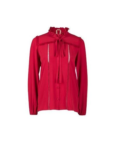 Блузка - красная No.21