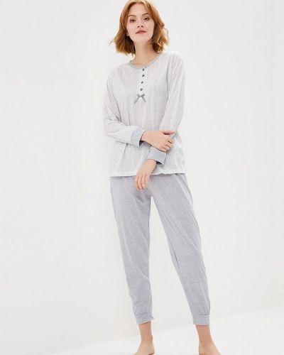 Серая пижама Cootaiya