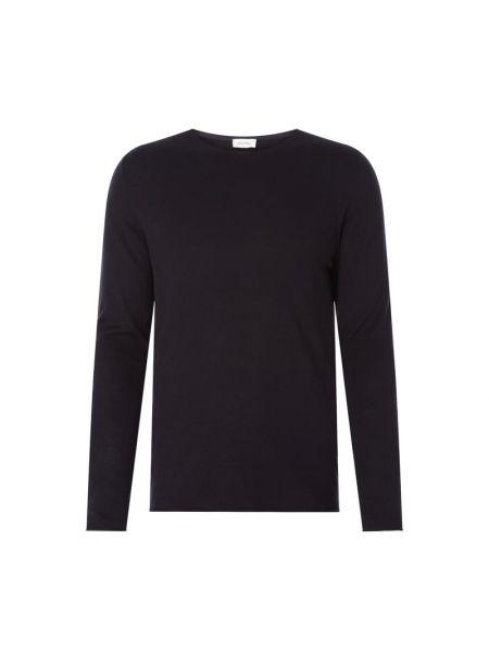 Sweter wełniany długo American Vintage