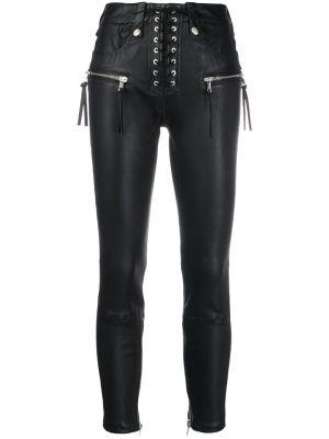Черные брюки из полиэстера Unravel Project