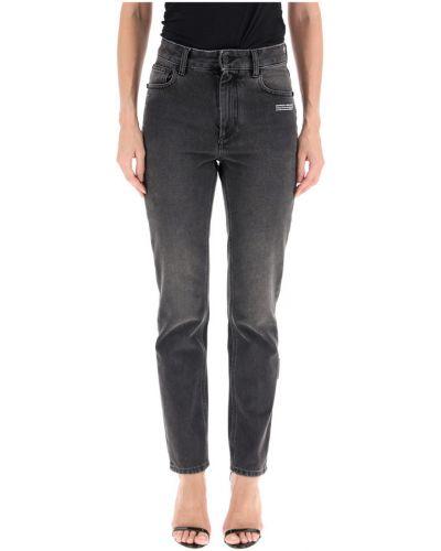 Niebieskie spodnie vintage Off-white
