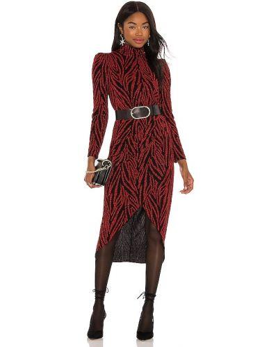 Восточное платье с люрексом с подкладкой Saylor