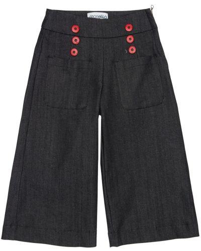 Spodnie rozciągać z kieszeniami Sir The Label