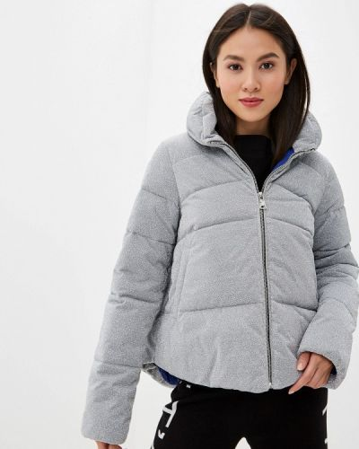 Утепленная куртка демисезонная осенняя Pinko