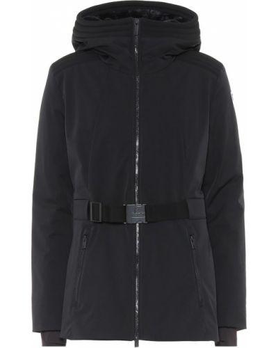 Черная зимняя куртка Fusalp