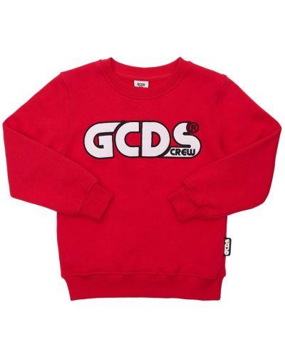 Хлопковый свитшот Gcds